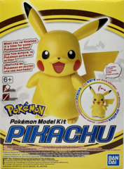 Pokemon Model Kit Bandai - Pikachu