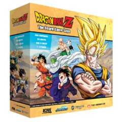 DRAGON BALL Z THE BOARD GAME SAGA