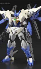 HGBD 1/144 00 Gundam Sky Moebius