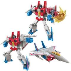 Transformers Generations War for Cybertron Earthrise Voyager Starscream
