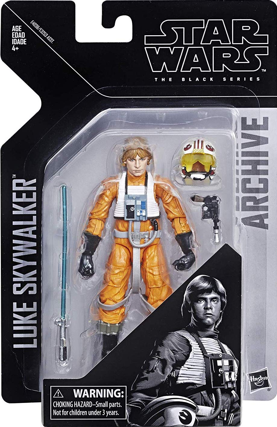 Luke Skywalker - Star Wars The Black Series Archive Action Figure