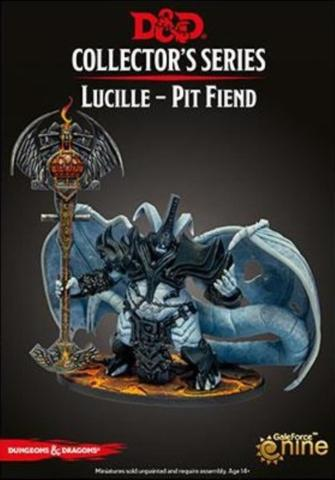 Dungeons & Dragons Collectors Series - Lucille - Pit Fiend