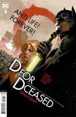Dceased Dead Planet #3 (Of 6) Card Stock Ben Oliver Movie Var Ed (STL163407)