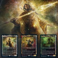 Secret Lair Drop: Theros Stargazing: Vol.I (Heliod)