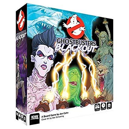 GhostBusters Blackout - IDW Games