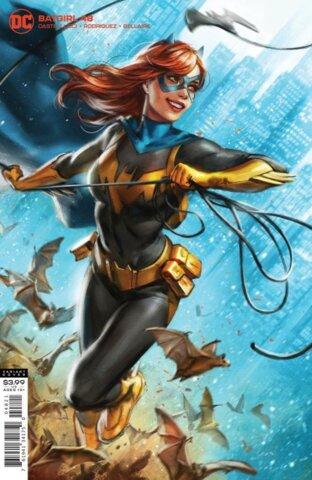 Batgirl #48 - Variant