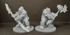 Orc Warriors 2 Pack