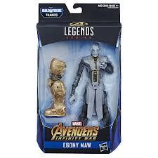 Ebony Maw Avengers: Endgame - Hasbro Marvel Legends Series 6-inch
