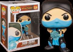 Funko Pop - Sub-Zero - 536