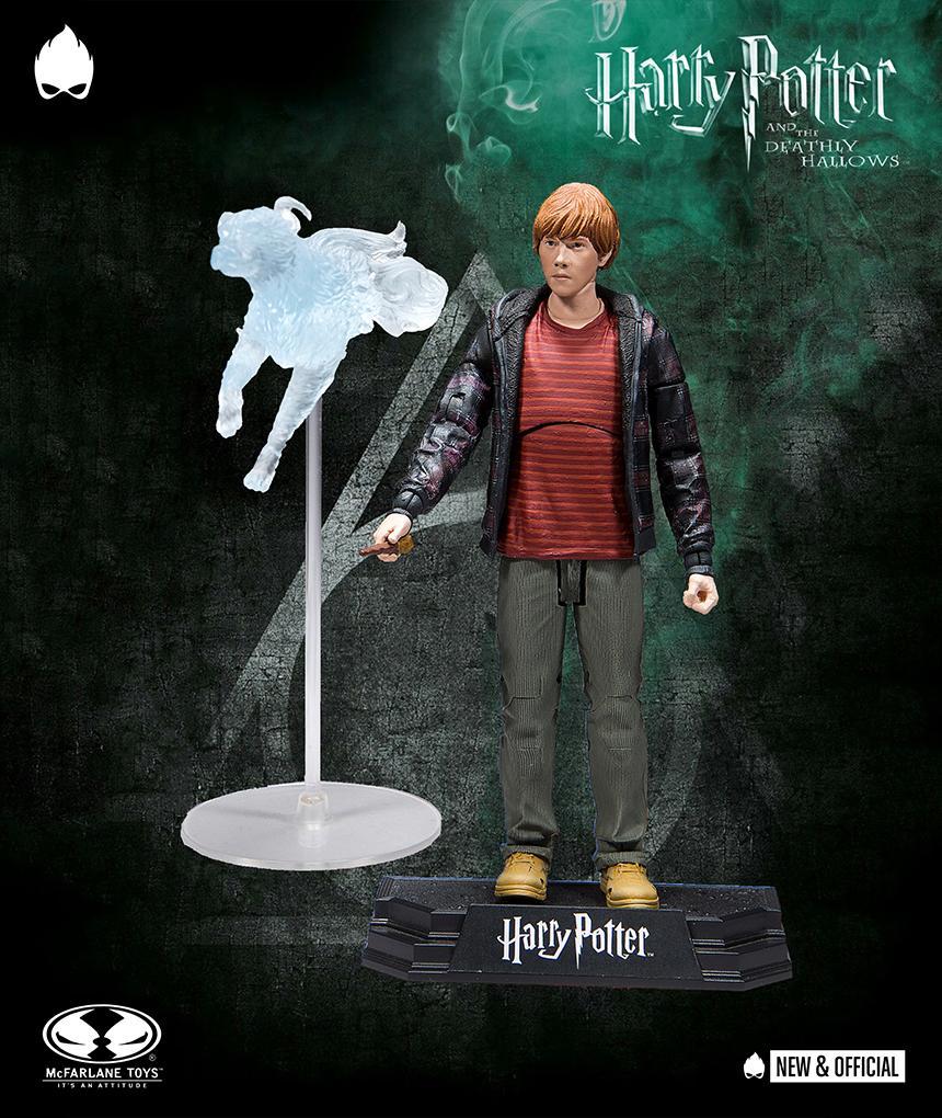 McFarlane Harry Potter Action Figure - Ron