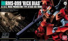 HG 1/144 - RMS-099 Rick Dias A.E.U.G. Production Type Attack Mobile Suit Gundam