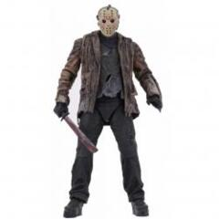 NECA - FREDDY VS JASON ULTIMATE JASON 7 INCH FIGURE