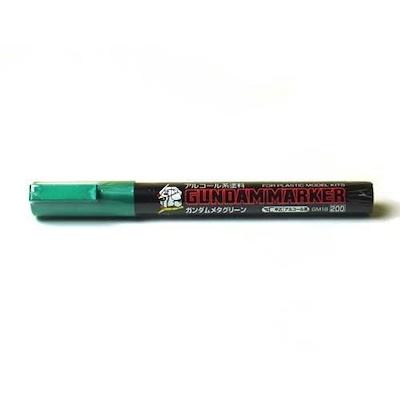 Gundam Marker GM18 - Metallic Green (Regular Tip)