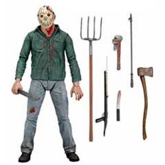 NECA - FRIDAY THE 13TH PART 3 ULTIMATE JASON 7 INCH FIGURE