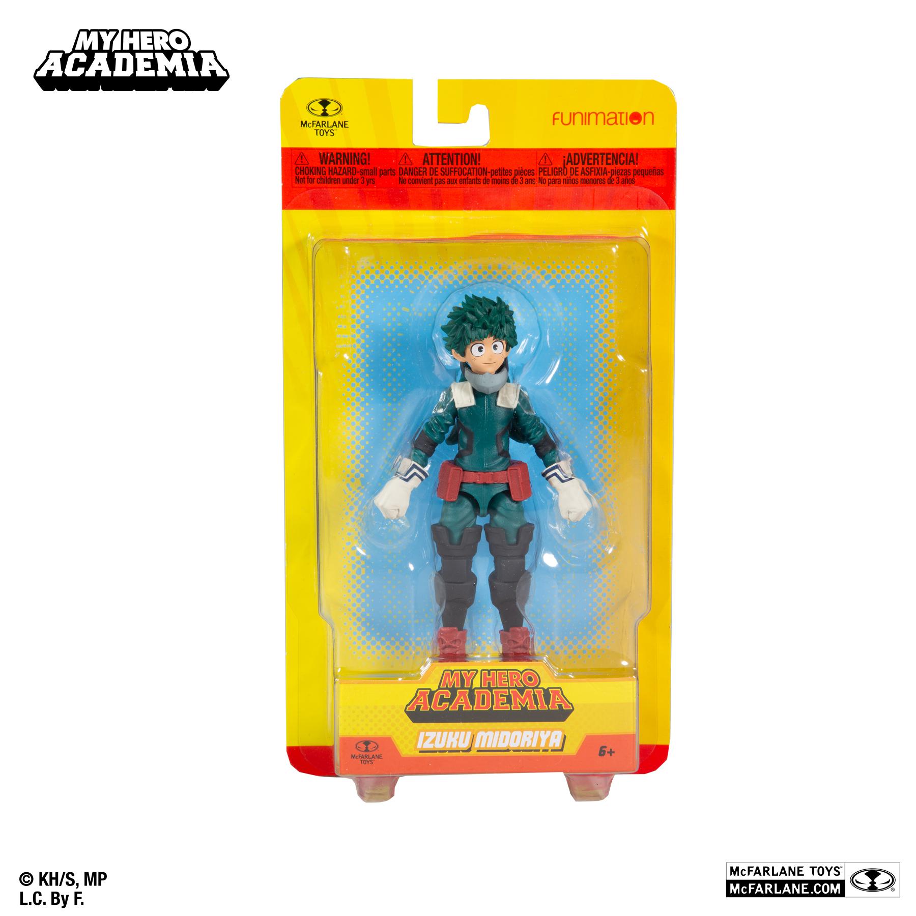 My Hero Academia - Izuku Midoriya 5 Inch Figure