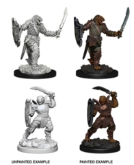Nolzur's Marvelous Miniatures - Dragonborn Female Paladin