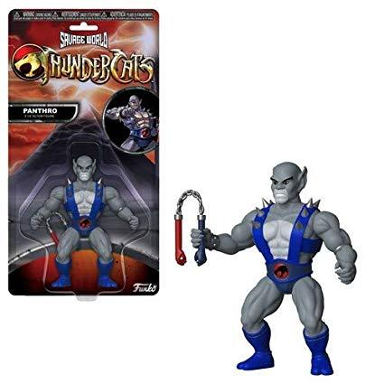 Thundercats Savage World Figure - Panthro