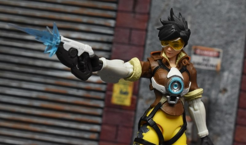 Overwatch Ultimates - Tracer Action Figure