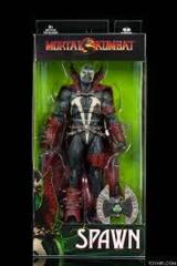 McFarlane Mortal Kombat Spawn Figure With Axe