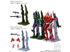 Eva-Frame01 Shodo Model - EVA Weapon A&B  (Weapons Kit Only)