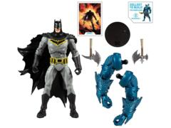 Batman Collect to Build ( The Merciless)