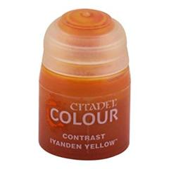 Contrast: Iyanden Yellow (18ml)