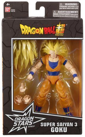 Super Saiyan 3 Dragon Stars Series Figure