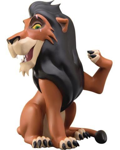Disney Villains Mini Figure - Scar