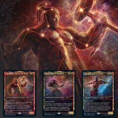 Secret Lair Drop: Theros Stargazing: Vol.IV (Purphuros)