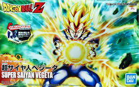 Dragon Ball Z Figure-rise Super Saiyan Vegeta