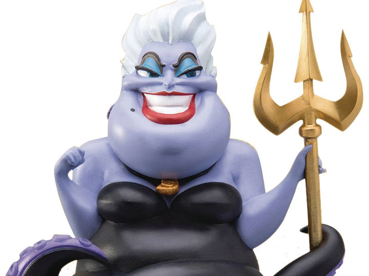 Disney Villains Mini Figure - Ursula