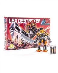 LBX Destroyer Bandai Model Kit