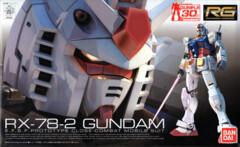 RG 1/144 RX-78-2 Gundam - E.F.S.F. Prototype Close- Combat