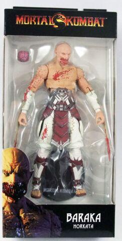 McFarlane Mortal Kombat Baraka Horkata Figure