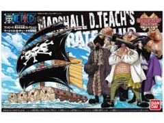 One Piece - Grand Ship Collection - Marshall D.Teach's Pirate Ship