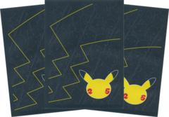 Pokemon Celebrations Lightning Tail  Sleeves 65ct