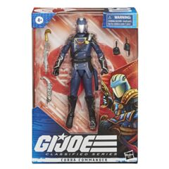 G.I. Joe Classified Series Action Figure - Cobra Commander