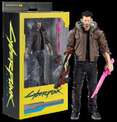 Cyberpunk 2077  V Figure