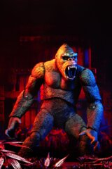 NECA - King Kong Ultimate Illustrated 7 Inch Figure