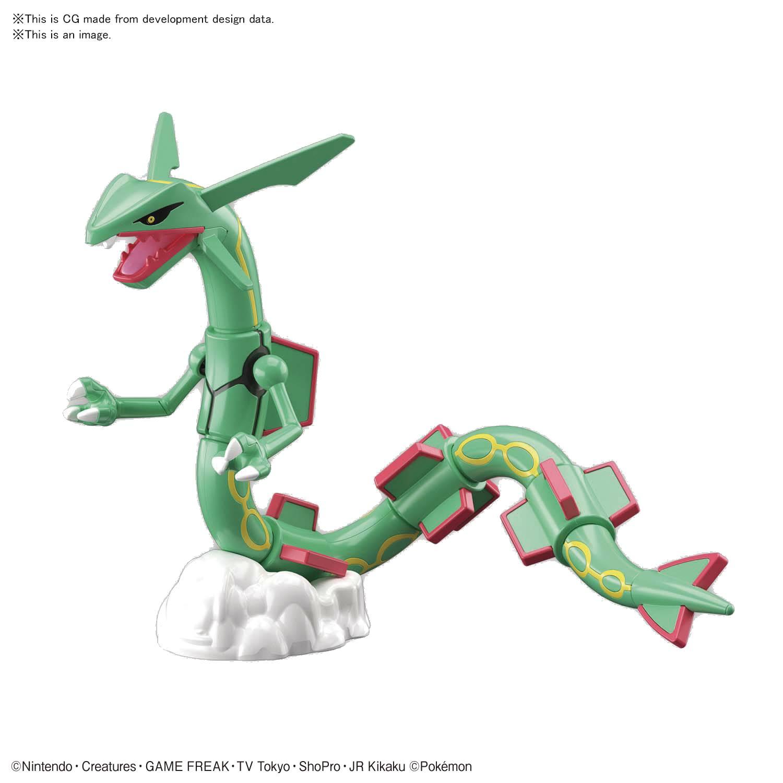 Pokemon Model Kit RAYQUAZA