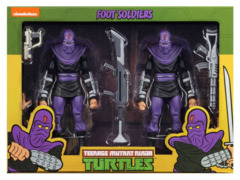 NECA - Teenage Mutant Ninja Turtles Foot Soldiers (Classic Cartoon) 7