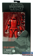 Star Wars Black Series 106 Sith Jet Trooper