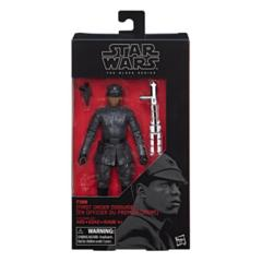 Black Series 51 Finn First Order Disguise
