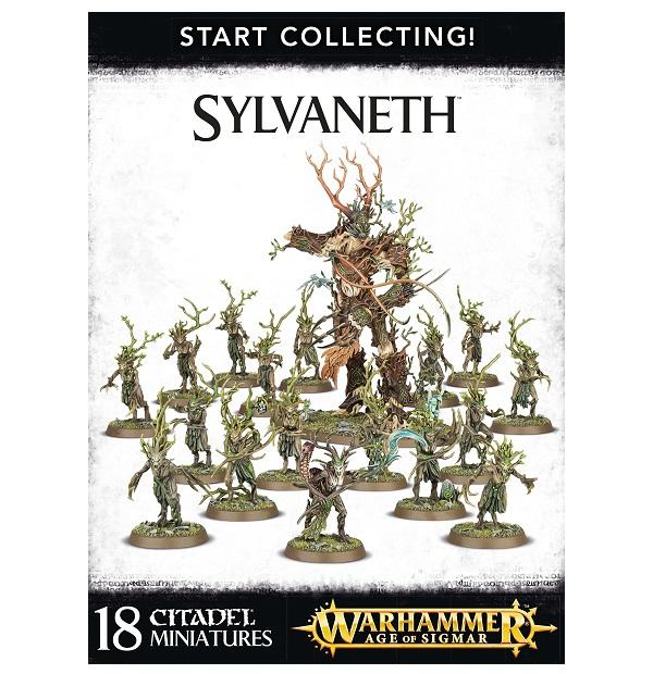 Battletome: Sylvaneth (Sb) (English)