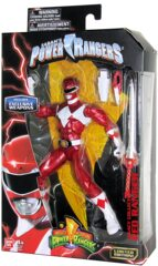 MIghty Morphin Power Rangers - Red Ranger - Legacy Collection