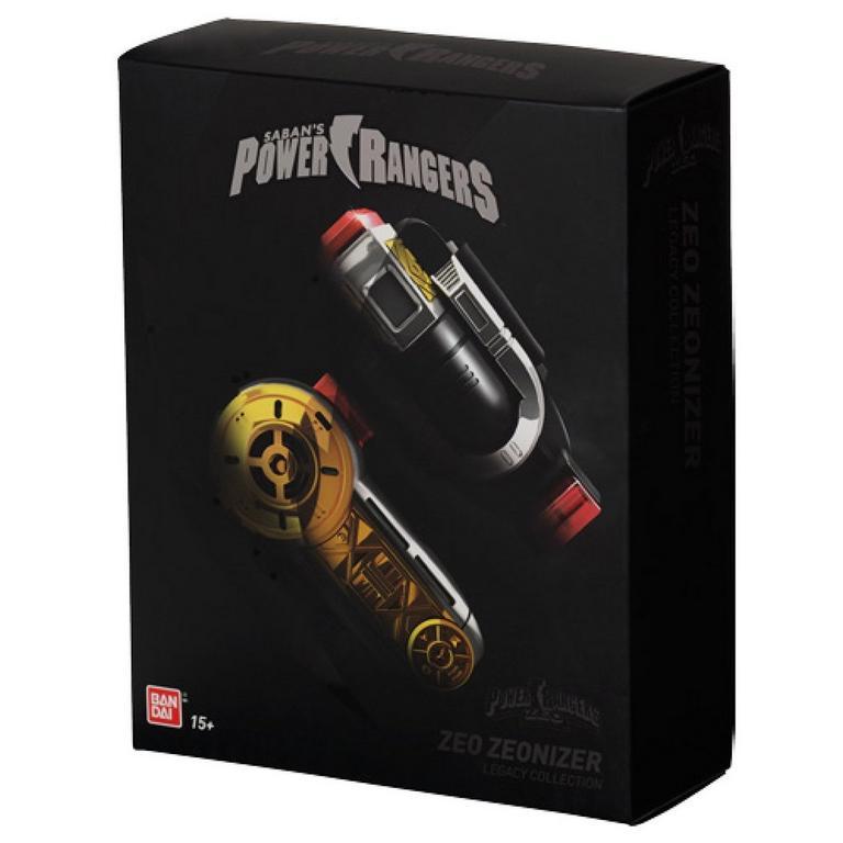 Power Rangers Legacy Zeo Zeonizer