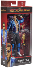 McFarlane Mortal Kombat Johnny Cage Figure