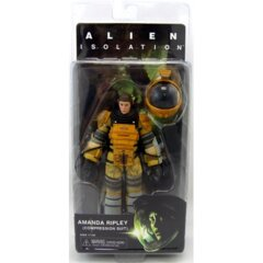 Amanda Ripley In Compression Suit - Aliens 7 Inch Action Figure Series 6