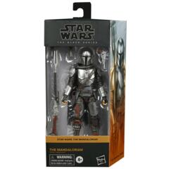Black Series The Mandalorian (Beskar Armor)