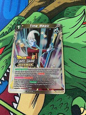 Time Magic - BT5-101 - C - Judge Foil Promo